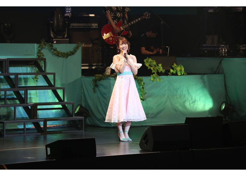 内田真礼FCイベントVol.2(東京公演)より公式レポート到着