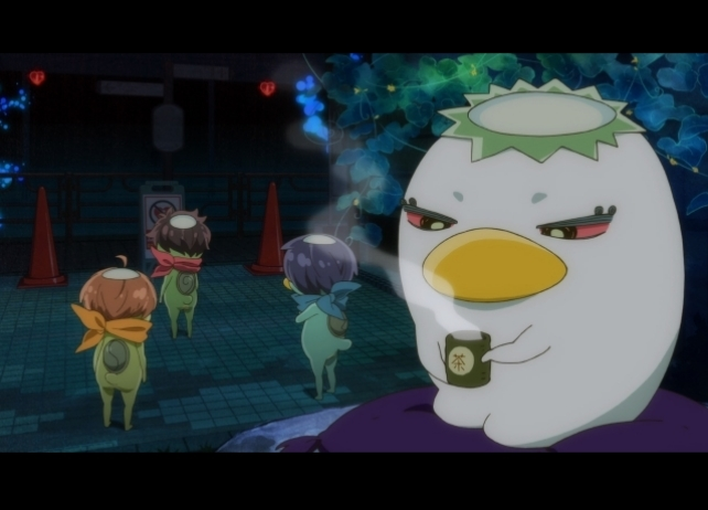 春アニメ『さらざんまい』第5皿のあらすじ&先行場面カット公開