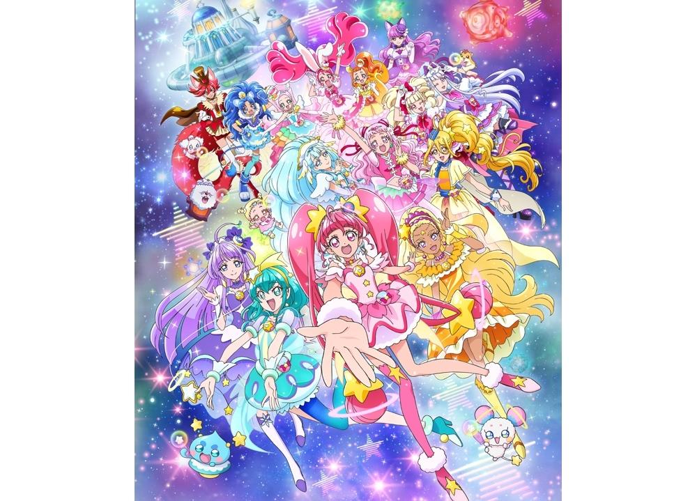 『映画プリキュアミラクルユニバース』BD&DVDが7月10日発売決定!