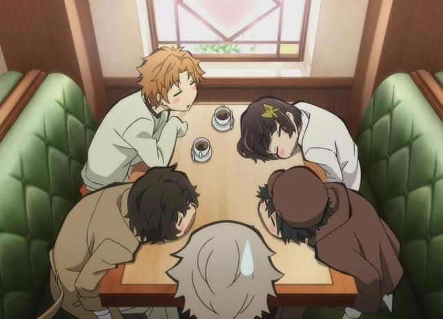 春アニメ『文スト』第30話のあらすじ&場面カット公開