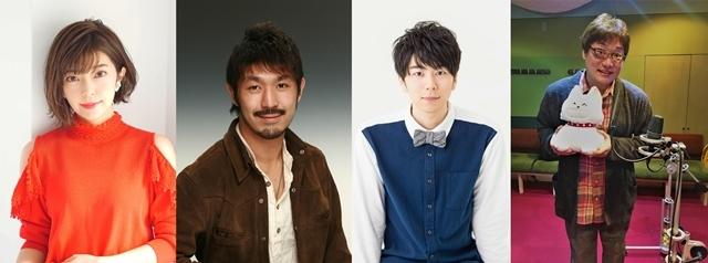 『MIX(ミックス)』声優の伊瀬茉莉也さん・遠藤大智さん・西山宏太朗さん・金光宣明さんが新キャラ役で出演決定! 4人のコメントも到着-1