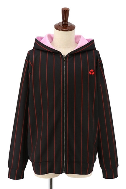 『Fate/stay night [Heaven's Feel]』間桐桜─マキリの杯─をイメージしたパーカーとマフラーがACOS(アコス)から発売決定!どちらも令呪の刺繍入り-2