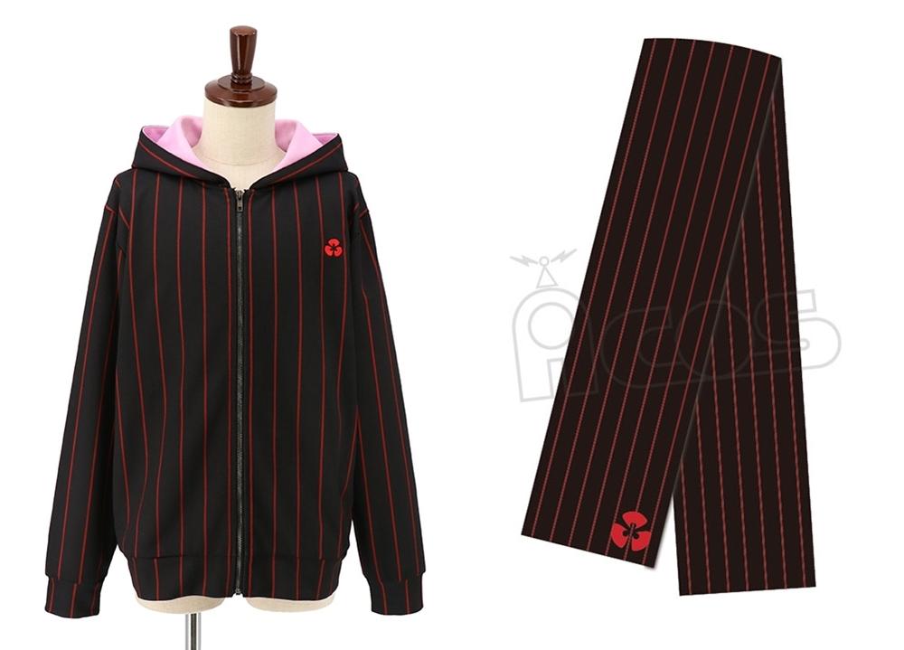 『Fate/stay night [HF』間桐桜─マキリの杯─のパーカーとマフラーがACOS(アコス)から発売決定!
