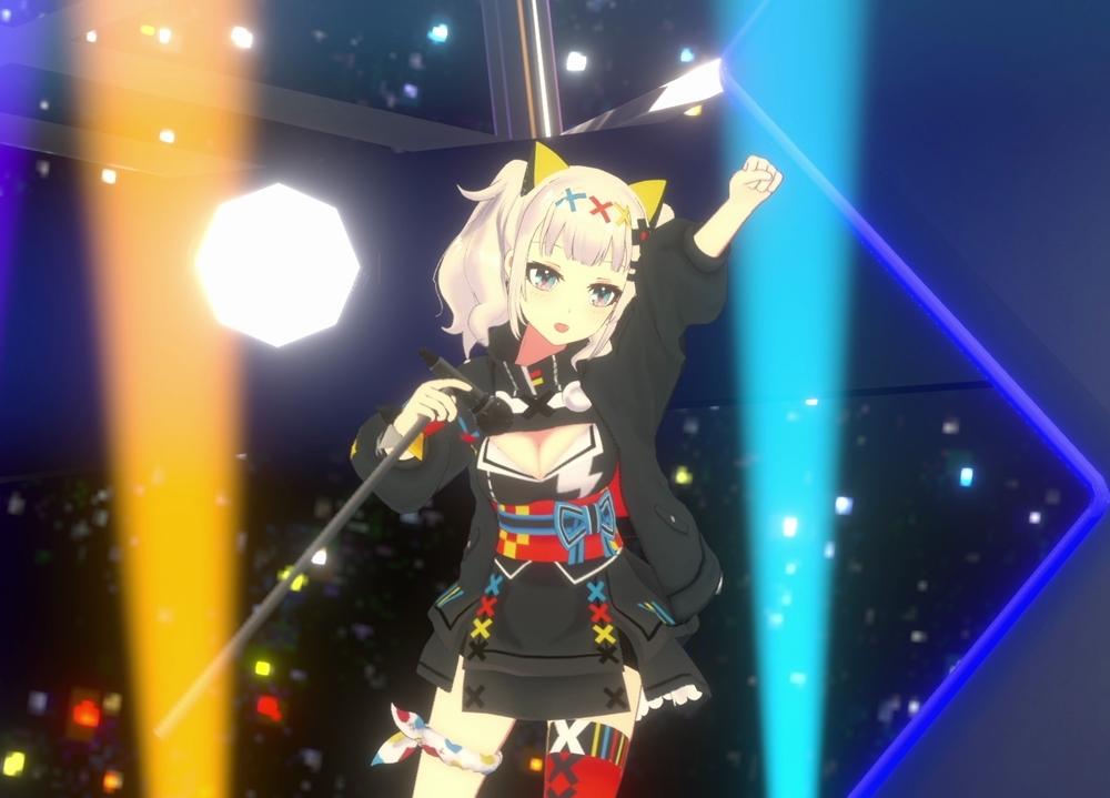 VTuber・輝夜月、『NEW ERA』楽曲ライブクリップを特別公開!