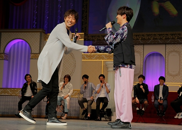 『夢王国と眠れる100人の王子様』声優15名登壇のイベントは、即興曲アリ・告白アリ! 鈴村健一さんは「王子が100人出るまでアニメを続けないと」とコメント-4