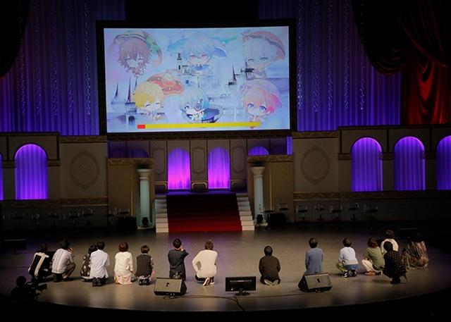 『夢王国と眠れる100人の王子様』声優15名登壇のイベントは、即興曲アリ・告白アリ! 鈴村健一さんは「王子が100人出るまでアニメを続けないと」とコメント-8