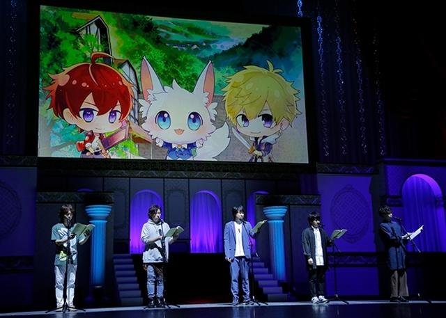 『夢王国と眠れる100人の王子様』声優15名登壇のイベントは、即興曲アリ・告白アリ! 鈴村健一さんは「王子が100人出るまでアニメを続けないと」とコメント-9