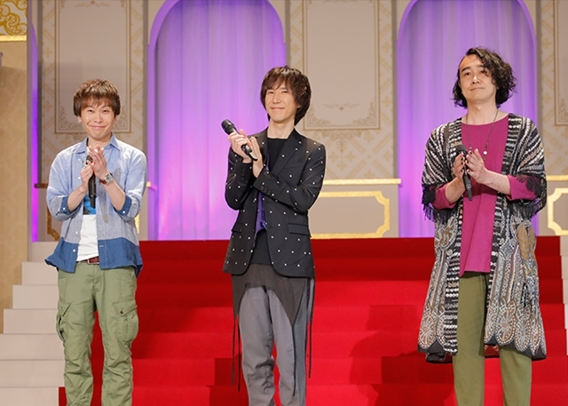 『夢王国と眠れる100人の王子様』声優15名登壇のイベントは、即興曲アリ・告白アリ! 鈴村健一さんは「王子が100人出るまでアニメを続けないと」とコメント-13