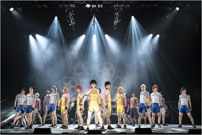 舞台『弱虫ペダル』新インターハイ篇~制・限・解・除(リミットブレイカー)』よりゲネプロレポートとキャストコメント到着!