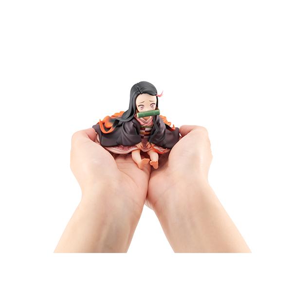春アニメ『鬼滅の刃』より、「竈門禰豆子」が手のひらサイズでフィギュア化!「てのひら禰豆子ちゃん」を愛でよう!【今なら19%OFF!】
