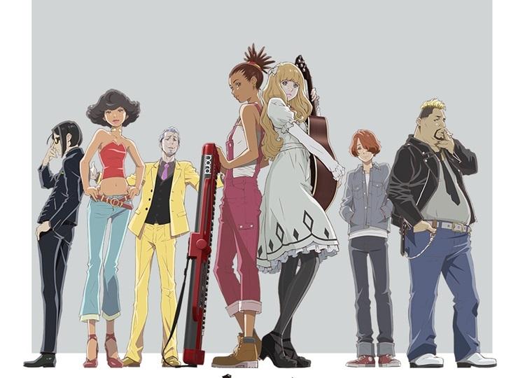 『キャロル&チューズデイ』第6話よりヨシュア(CV:梶裕貴)ら3名のキャラクターが登場
