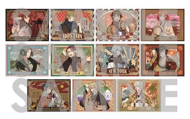 『明治東亰恋伽(めいこい)』8周年に向けWEB専門店「めいこい電子百貨店」開設! あわせてイベント「ハイカラ浪漫劇場~Honeymoon~」のグッズが公開!