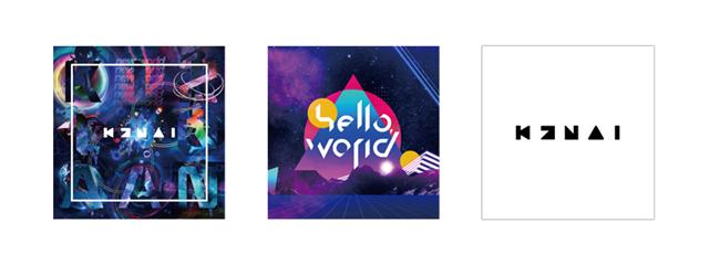 バーチャルYouTuber・キズナアイ、自身初のフルアルバム「hello, world」を5月15日(水)リリース! 2018年末に行われた1stLiveの模様を収録したLiveDVD盤も-4