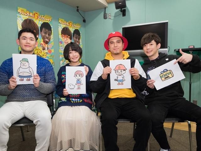 TVアニメ『Bラッパーズストリート』主題歌DL配信決定!木村昴よりコメント到着