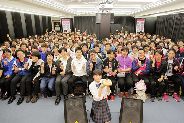 「Run Girls, Run!」林鼓子さん17歳の誕生日おめでとう!ダイヤモンドスマイル リリース記念イベント「はやまるとあそぼう」イベントレポの画像-5