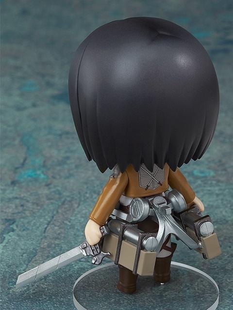 TVアニメ『進撃の巨人』より、「エレン」、「ミカサ」、「アルミン」のねんどろいどが再販決定!【今なら17%OFF!】