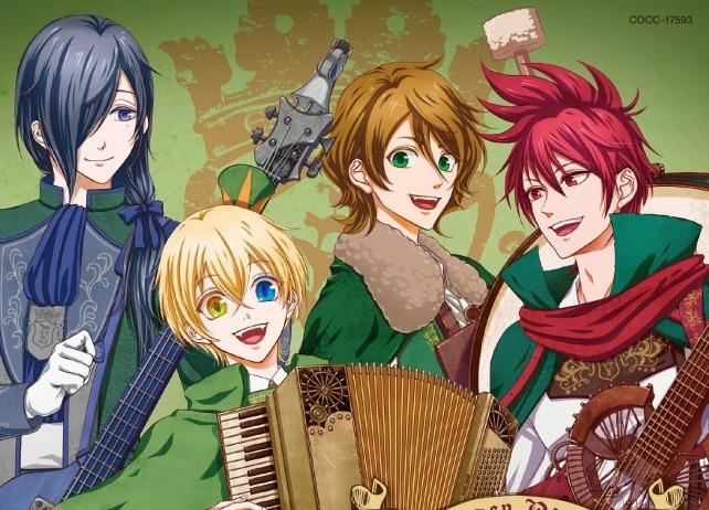 『音戯の譜~CHRONICLE~』カッツェとノノが歌う新曲公開!