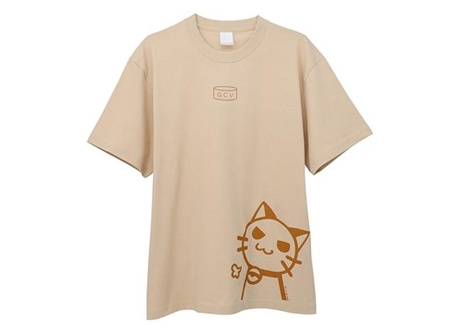 TVアニメ『衛宮さんちの今日のごはん』遠坂凛のエプロン柄をデザインしたTシャツが発売決定