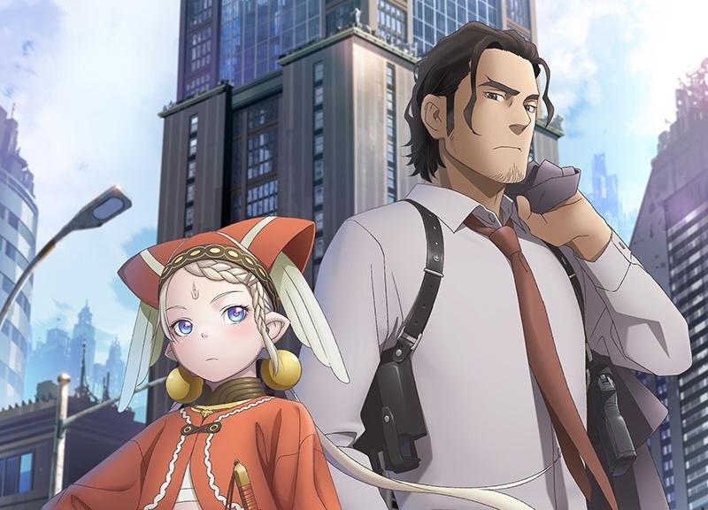 夏アニメ『コップクラフト』TOKYO MXほかにて7月8日より順次放送開始