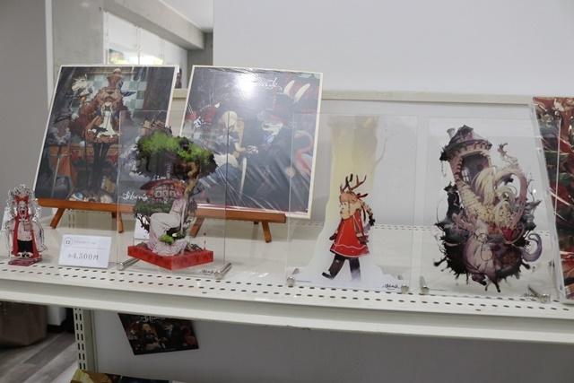 Ryota-Hさん初個展「Arbuscule」をレポート!『FGO』などの版権イラストだけでなく完全ハンドメイドのシルバーアクセサリーの展示・受注販売も!