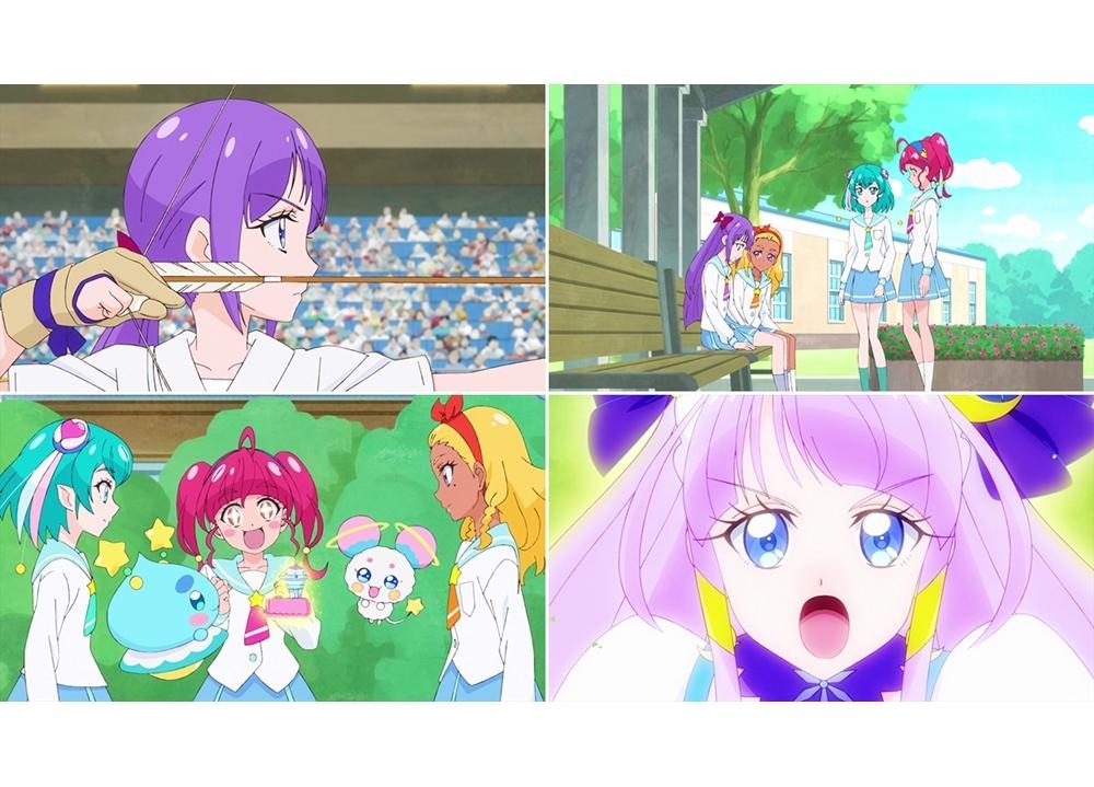 『スター☆トゥインクルプリキュア』第16話「目指せ優勝☆まどかの一矢!」より先行カット到着!