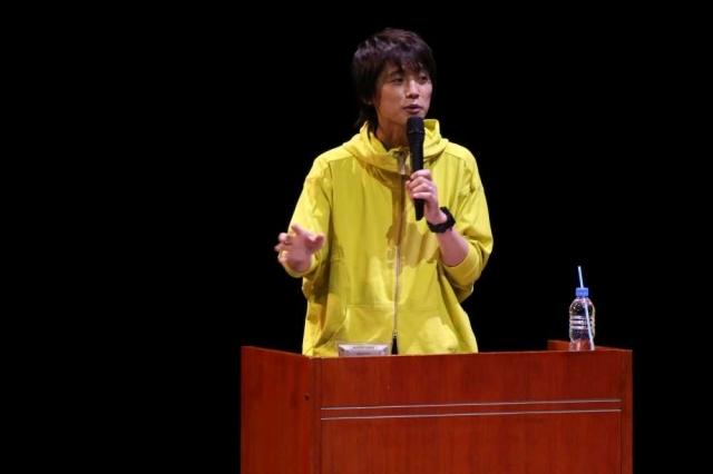 ▲司会を務めていただいた、ニッポン放送アナウンサー 吉田尚記さん