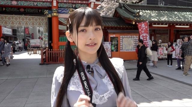 声優・上坂すみれさんがカメラ片手にアニメの聖地・秋葉原を満喫! 『声優カメラ旅』第12話が5月25日に配信スタート-2