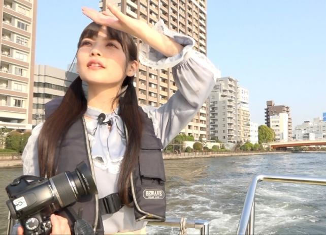 声優・上坂すみれ出演の『声優カメラ旅』第12話が5/25配信開始