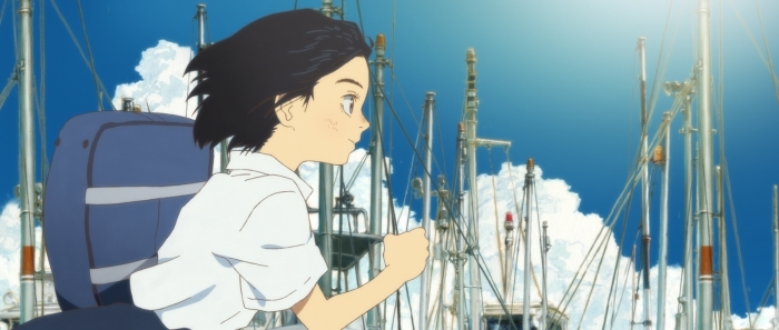 アニメ映画『海獣の子供』渡辺歩監督&芦田愛菜さんインタビュー|この世の中には言葉では表現できないものがたくさんある-5