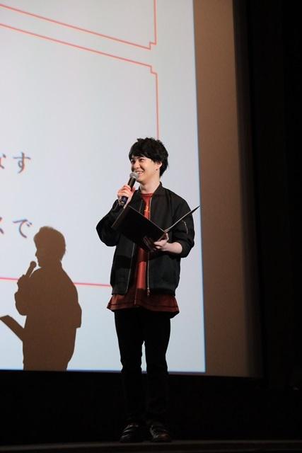 夏アニメ『胡蝶綺 ~若き信長~』先行上映イベント公式レポート到着! 小林裕介さん、石川界人さん、花守ゆみりさんらが登壇-7