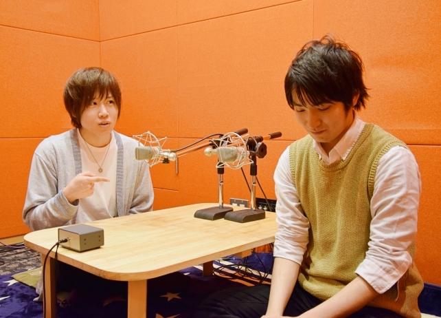 アプリ『星鳴エコーズ』ラジオ番組第13回目収録レポ
