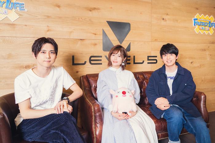 梶裕貴さん&竹達彩奈さん&山下大輝さんもガチプレイヤー!? まだプレイしていない人におすすめする『ファンタジーライフ オンライン』の魅力を声優陣に聞きました!