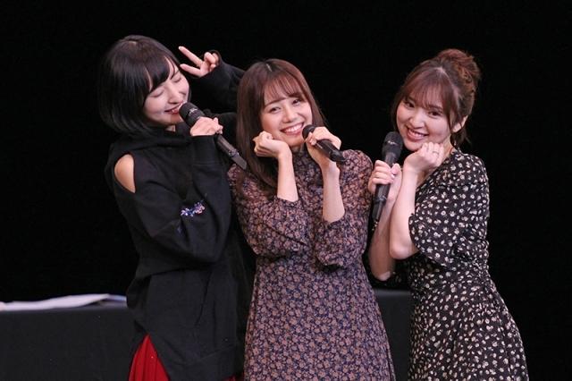 佐倉綾音さん、前島亜美さん、伊藤美来さんらが出演した「『バンドリ! ラジオ祭り!』ガルパラジオ×あみたいむ×@ハロハピ CiRCLE 放送局」レポート-9