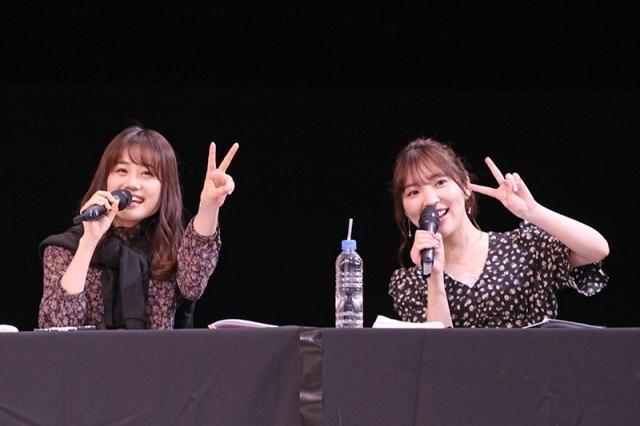佐倉綾音さん、前島亜美さん、伊藤美来さんらが出演した「『バンドリ! ラジオ祭り!』ガルパラジオ×あみたいむ×@ハロハピ CiRCLE 放送局」レポート-4