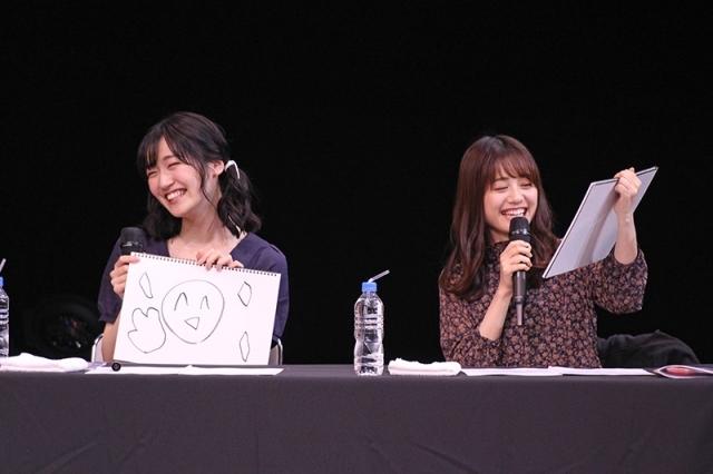 佐倉綾音さん、前島亜美さん、伊藤美来さんらが出演した「『バンドリ! ラジオ祭り!』ガルパラジオ×あみたいむ×@ハロハピ CiRCLE 放送局」レポート-5