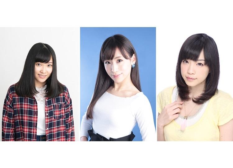 『Fairy gone フェアリーゴーン』ニコ生第4回に市ノ瀬加那ら声優陣3名出演