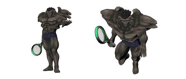 """幽助たちが""""テニス""""で暗黒武術会を制覇!? 『幽☆遊☆白書』×『白猫テニス』コラボイベントをリサーチ♪"""