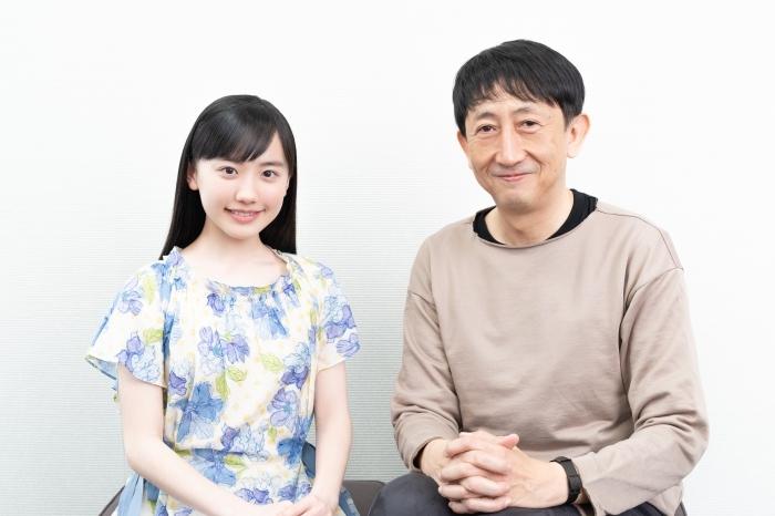 アニメ映画『海獣の子供』渡辺歩監督&芦田愛菜さんインタビュー|この世の中には言葉では表現できないものがたくさんある-2