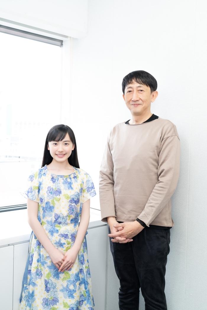 アニメ映画『海獣の子供』渡辺歩監督&芦田愛菜さんインタビュー|この世の中には言葉では表現できないものがたくさんある-10