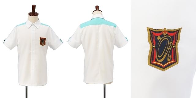 『スタミュ』綾薙学園制服(夏服)シャツがACOSより発売決定