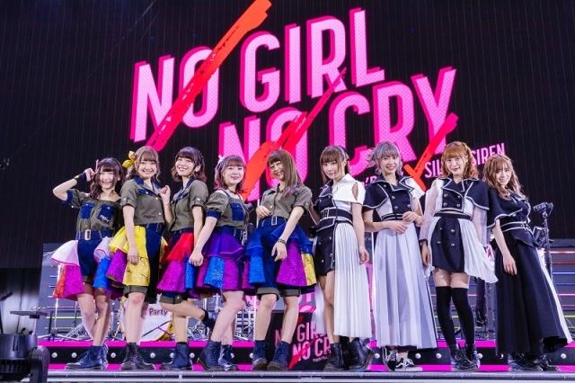 『BanG Dream!』Poppin'Party×SILENT SIREN 対バンライブ「NO GIRL NO CRY」<DAY1>をレポート!『バンドリ!』の可能性が広がっていくーー-1