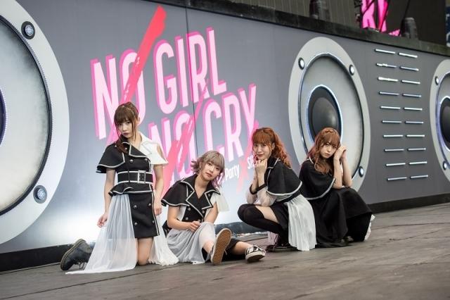 『BanG Dream!』Poppin'Party×SILENT SIREN 対バンライブ「NO GIRL NO CRY」<DAY1>をレポート!『バンドリ!』の可能性が広がっていくーー-7