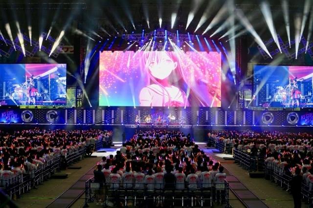 『BanG Dream!』Poppin'Party×SILENT SIREN 対バンライブ「NO GIRL NO CRY」<DAY1>をレポート!『バンドリ!』の可能性が広がっていくーー-3