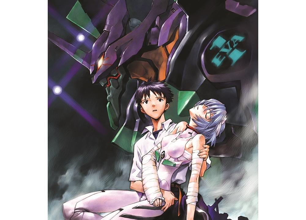 『エヴァ』BD BOX/単巻BD&DVDが7月24日発売決定!