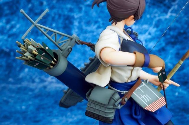 大人気ブラウザゲーム『艦隊これくしょん -艦これ-』より、航空母艦「加賀」がフィギュア化!【今なら18%OFF!】-10