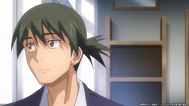 春アニメ『ノブナガ先生の幼な妻』第9話あらすじ&先行場面カットが公開! ノブナガは友里と結婚できると浮かれるが……