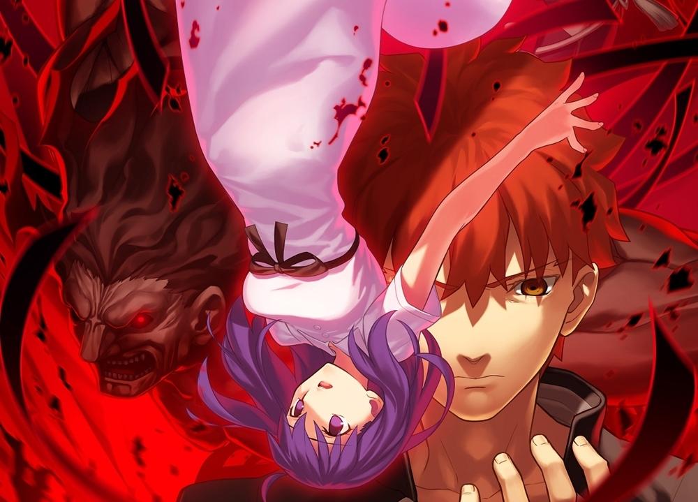 劇場版『Fate stay night [HF]』第二章よりBD&DVD描き下ろしジャケットイラスト公開