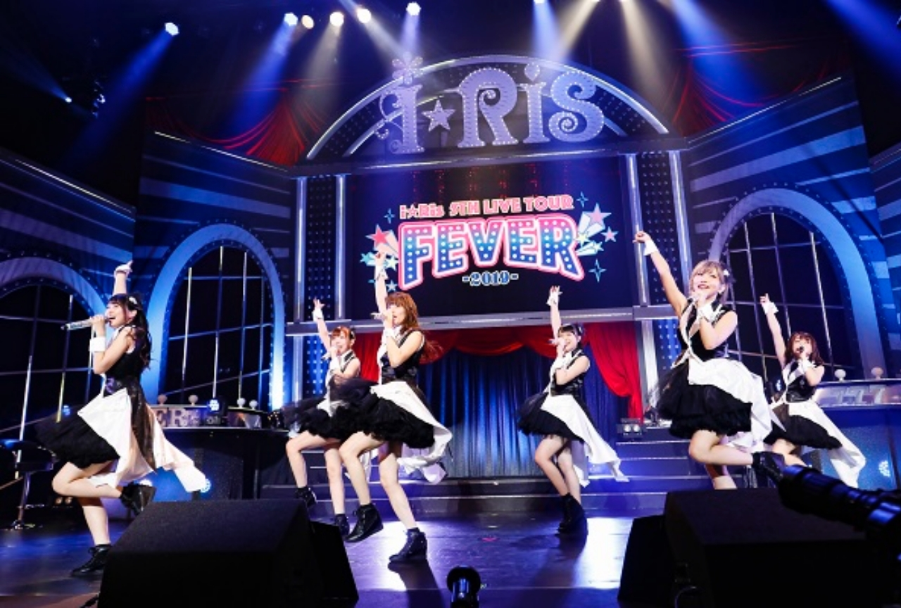 i☆Ris 5th Live Tour 2019 ~FEVER~千秋楽レポ