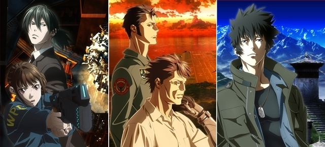 『PSYCHO-PASS サイコパス Sinners of the System』劇場三部作Blu-ray&DVDにオーディオコメンタリーの収録が決定-1