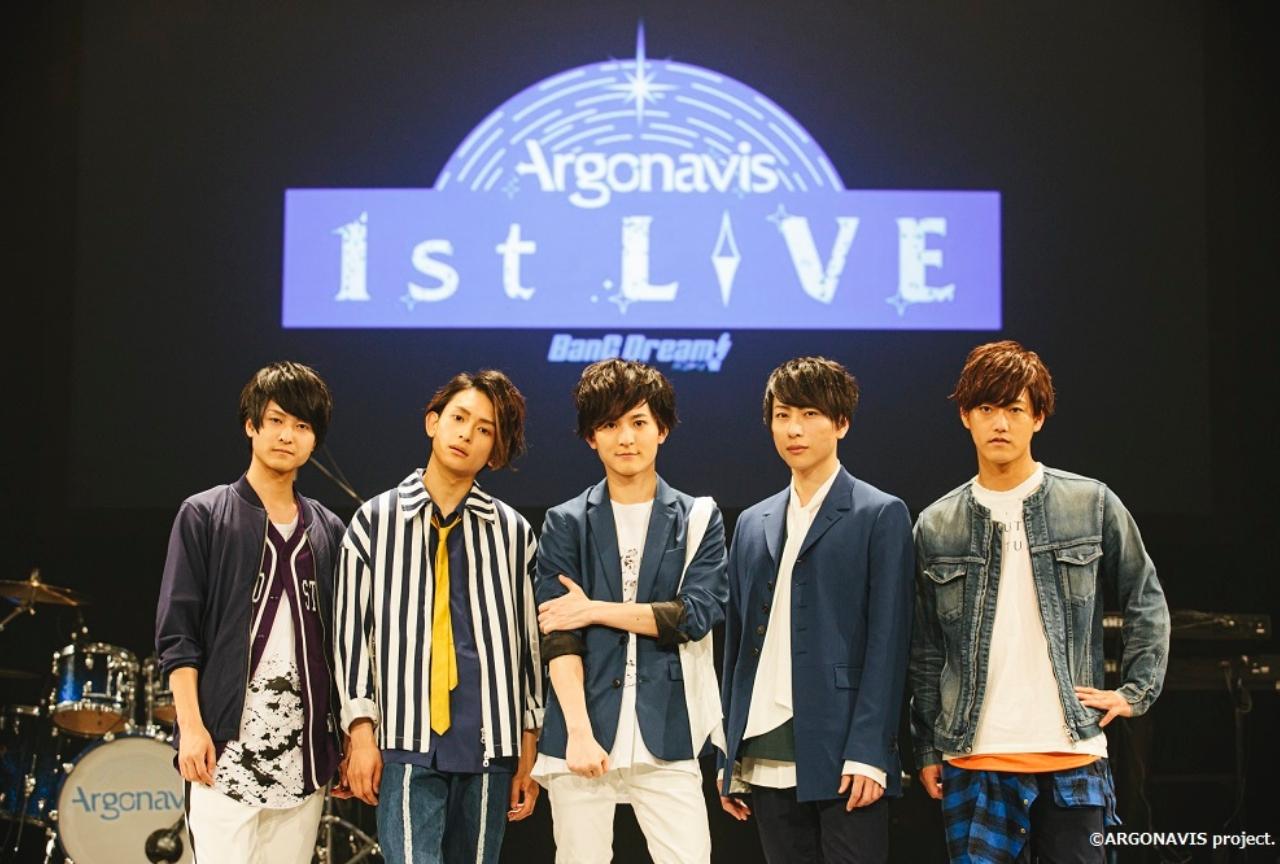 「BanG Dream! Argonavis 1st LIVE」レポート